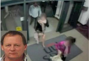Câmeras de segurança flagram pedófilo levando duas garotas para hotel na Inglaterra