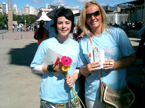 18 de Maio de 2012- Dia Nacional de Combate ao Abuso e Exploração Sexual contra Crianças e Adolescentes