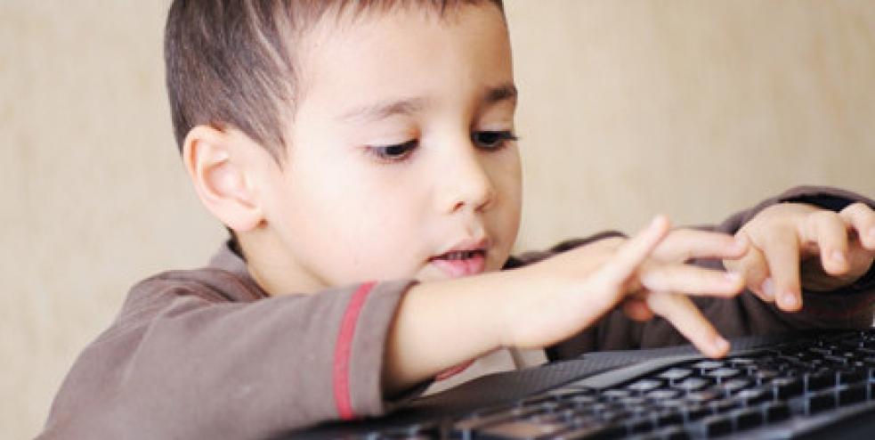 Crianças brasileiras na internet