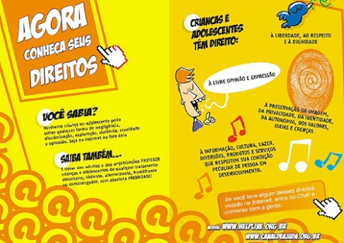 NOVA CARTILHA SAFERNET: DIÁLOGO VIRTUAL 2.0