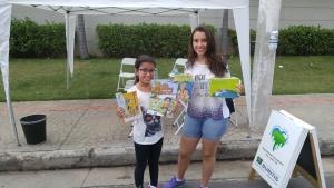 Continuidade da campanha de 18 de Maio na Rua de Lazer do bairro Buritis